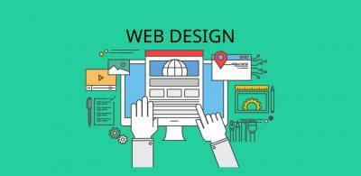 Web Design process of Web Development