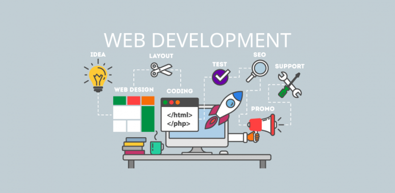 Web Development stages